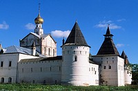 The Kremlin, Rostov the Great. Golden Ring, Russia
