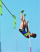 Pole-vaulting, Malaysia