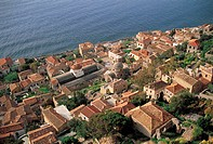 Peloponnese, Monemvassia, the lower town