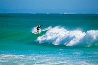 Western Australia, surfer