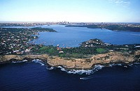Australia, Sydney bay