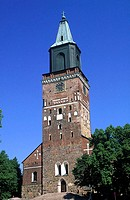 Finland, Turku, the cathedral