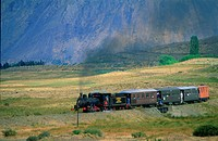Argentina, Welsh valley, Patagonia train