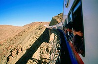 Argentina, Salta, Train to the Clouds