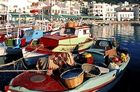 Karpathos, harbour