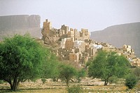 Yemen, Hadramawt, Wadi Do'an