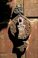 Yemen, Thula, knocker