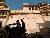 Salam Singh Haveli in Jaisalmer, Rajasthan