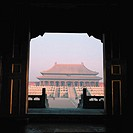 China, Beijing, Imperial Palace, the Supreme Harmony Hall