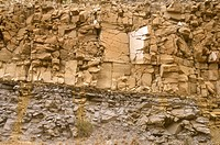 Sedimentary-Strata:-Sandstone-and-Mudstone-alternate,-NM