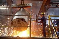 Fundiciones Urbina, Fabricacion de piezas de hierro en fundicion gris con grafito esferoidal y laminar, Legutiano, Araba, Euskadi / Foundry, manufactu...