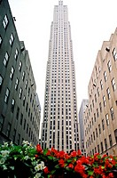 Rockefeller Center, Manhattan, New York City, USA