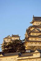 Himeji Castle, Himeji. Kansai, Japan
