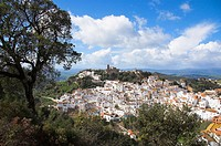 Spain, Andalusia, Costa del Sol, Casares