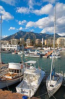 Spain, Andalusia, Costa del Sol, Marbella