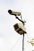 Video surveillance and movement detector