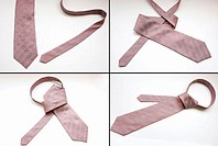 Necktie sequence