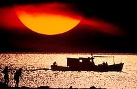 Sunset, Pulau Tioman, Pahang, Malaysia