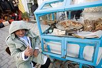 The souks. Nabeul. Tunisia