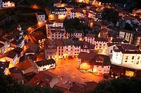 Cudillero. Asturias. Spain.