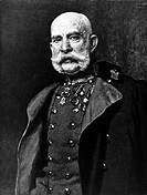 Kaiser Franz Joseph I, Austrian emperor whose reign lasted for sixty-eight years.