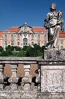 National Palace of Queluz (1747-1794) near Lisbon. Portugal