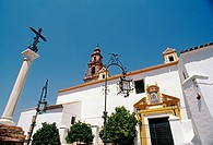 Church of Santiago. Carmona. Sevilla province. Andalucia. Spain.