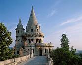 Buda / Fishermen´s Bastion, Budapest, Hungary