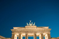 Brandenburg GateBerlin Germany