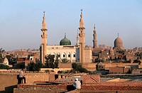 City of the Dead, Cairo. Egypt