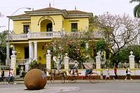 Street scene. Camagüey. Cuba.