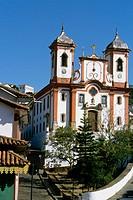 Nossa Senhora de Conceicâo. Ouro Prêto. Minas Gerais, Brazil