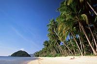 Asia, Philippines, Palawan, Palawan Island, El Nido, Visayan Islands, Visayas, Archipelago, Beach, Deserted, Escape, E