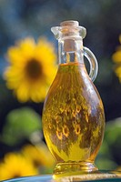 EDIBLE OIL<BR>Sunflower oil.
