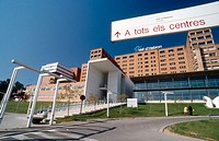 Vall d'Hebron University Hospital, Horta-Guinardó district, Barcelona, Spain