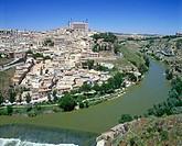 Old city, Toledo, Spain.