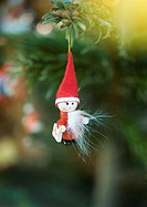 Elf christmas ornament (thumbnail)