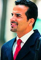 Portrait of Arab businessman (thumbnail)
