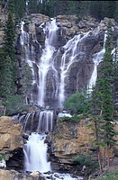 Tangle Falls, Icefield Parkway, Banff, Canada