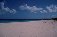 Caribbean Beach. Anguilla.