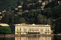 Building by Lake Como