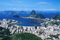 Rio de Janeiro and Guanabara Bay