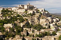 Gordes. Luberon, Vaucluse, Provence, France