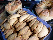 Sweet bread. Pomuch. Campeche. Mexico