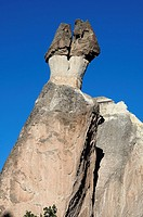 Fairy Chimneys, Zelve Open Air Museum. Cappadocia, Turkey