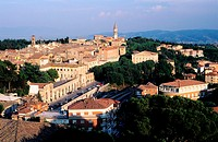 Italy, Umbria region, Perugia town
