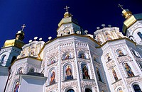 Ukraine, Kiev, the Petchersk Lavra monastery