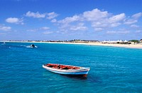Cape Verde Islands, Sal Island, Santa Maria