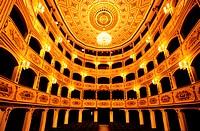 Malta, Valletta, Manoel theatre