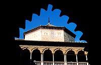 Spain, Andalusia, Sevilla, the Alcazar